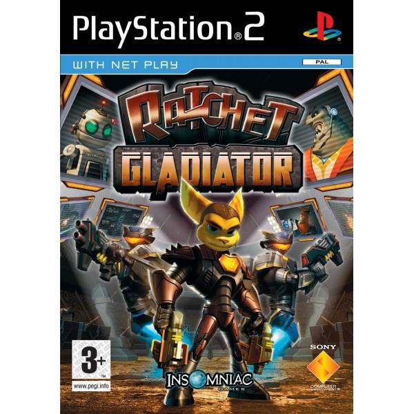 Ratchet Gladiator