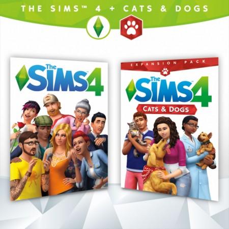 Los Sims 4 + Perros y Gatos
