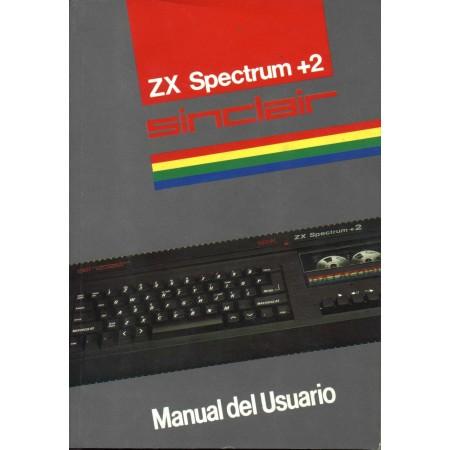 Manual del Usuario Sinclair ZX Spectrum +2 Español