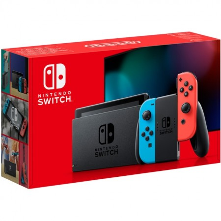 Consola Nintendo Switch Modelo 2019