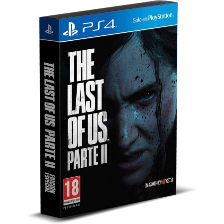The Last of Us Parte II Edicion Coleccionista