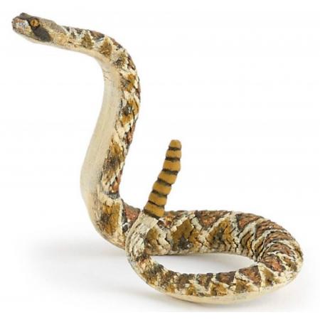 Serpiente de Cascabel (Papo)