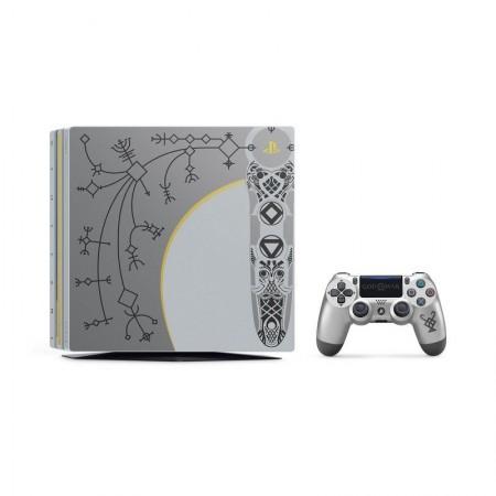 PlayStation 4 Pro Edicion God of War