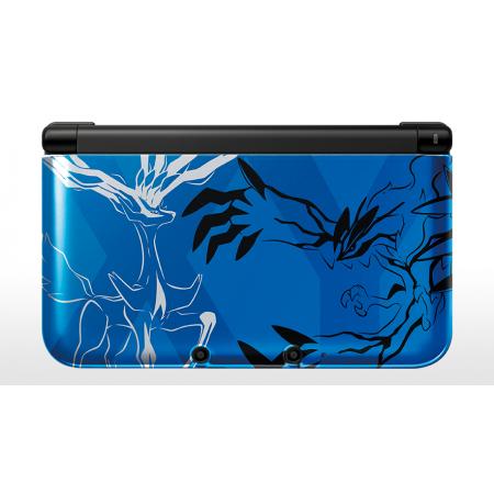 New Nintendo 3DS XL Edición Pokémon