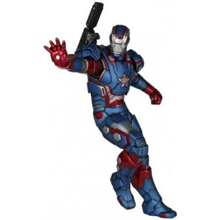 Figura Iron Patriot Edición Numerada