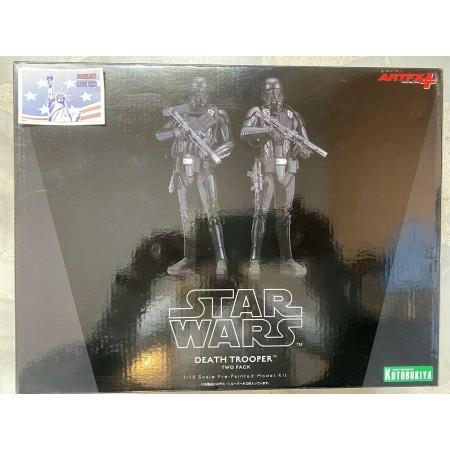 Figura Star Wars Death Trooper Two Pack Colección Disney escala 1/10 NUEVO