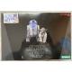 Figura Star Wars Yoda & R2-D2 Dagobah Escala 1:10 Kotobukiya