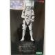 Figura Star Wars First Order Stormtrooper Single pack Escala 1:10 Kotobukiya