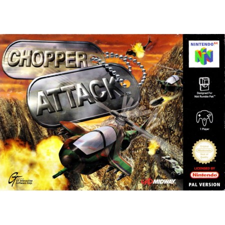 Chopper Attack