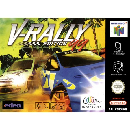 V-Rally 99 Edition