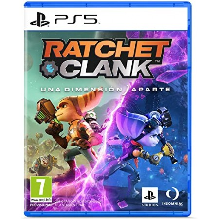 Ratchet & Clank una Dimension Aparte