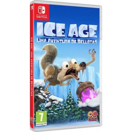Ice Age Una Aventura de Bellotas