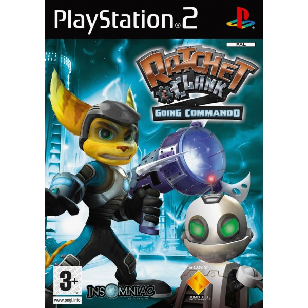 Ratchet and Clank Totalmente a Tope
