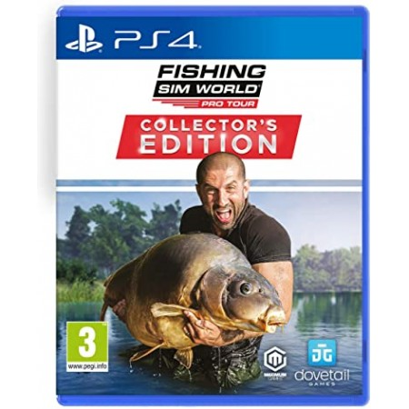 Fishing Sim World Pro Tour Collector's Edition