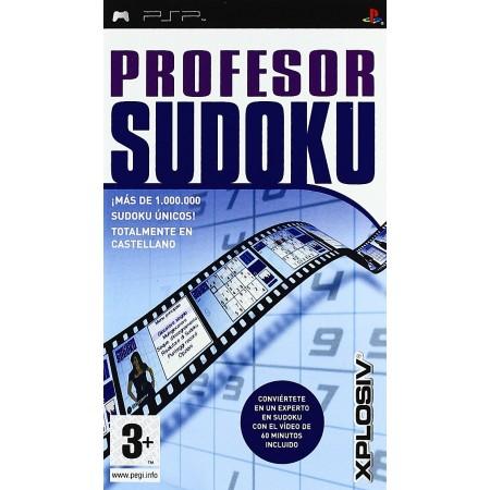 Profesor Sudoku