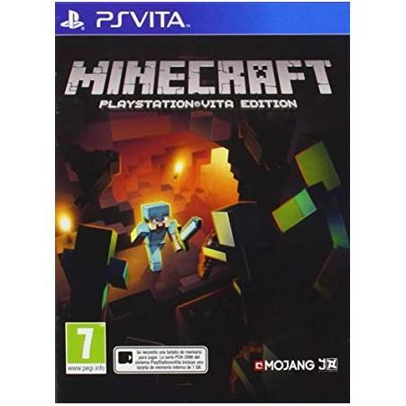 Minecraft Playstation@vita Edition